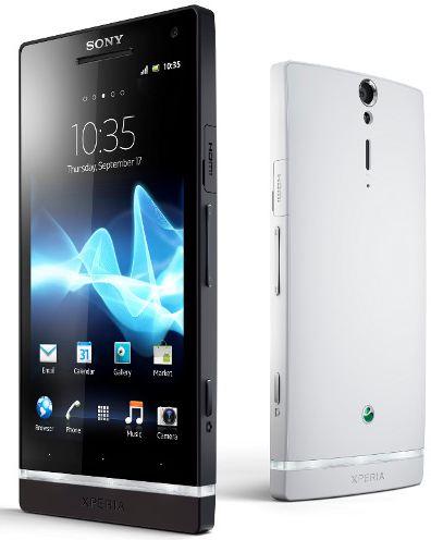 Продажи Sony Xperia S уже начались
