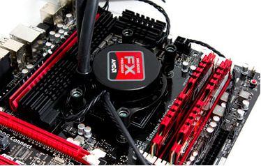 Появился процессор AMD FX-8120 WOX