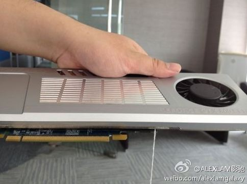 Видеокарта GeForce GTX 680 Warriors Edition