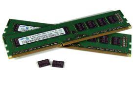 Samsung и Hynix уже имеют модули памяти DDR4