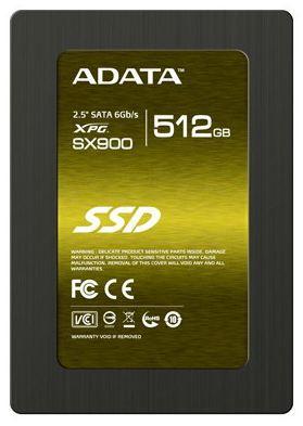 Твердотельные диски ADATA Premier Pro SP900 и XPG SX900