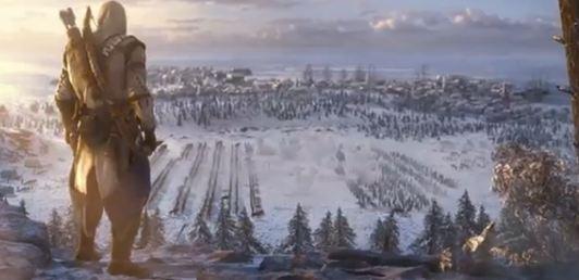 Анонсирована игра Assassin's Creed III