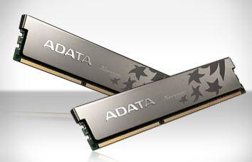 Новые модули памяти ADATA
