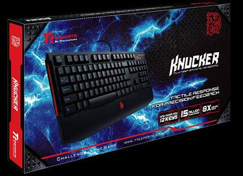 Клавиатура KNUCKER