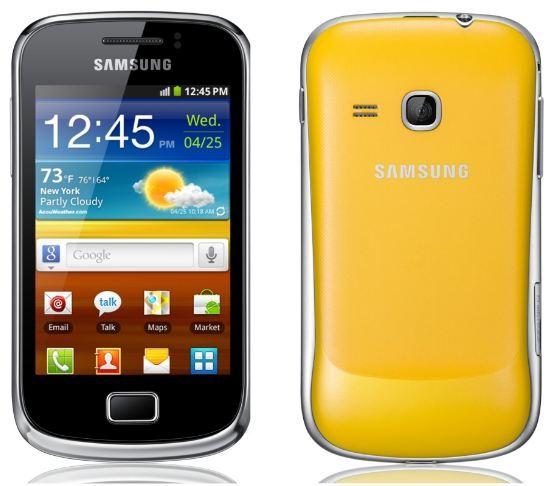 Смартфон Galaxy Mini 2