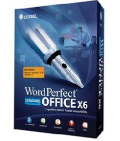Corel WordPerfect Office X6