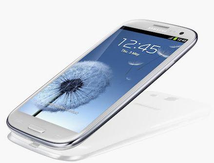 Смартфон Galaxy S III представлен официально