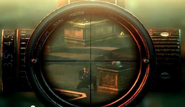 Игра Hitman: Sniper Challenge