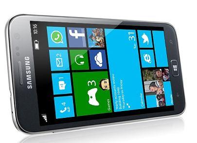 Смартфон Samsung ATIV S поступил в продажу