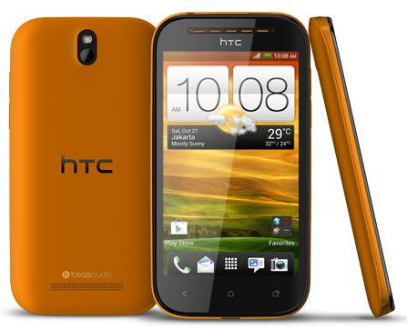 HTC представили Desire SV
