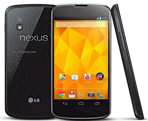 Nexus 4 уже в Google Play