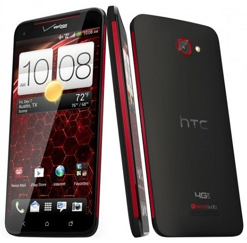 Смартфон HTC DROID DNA