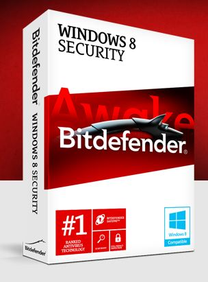 Антивирус Bitdefender Windows 8 Security