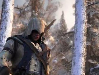 Экшен Assassin's Creed III вышел на платформе ПК