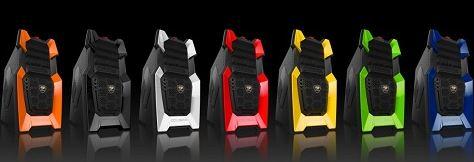 Новые цвета корпуса Challenger
