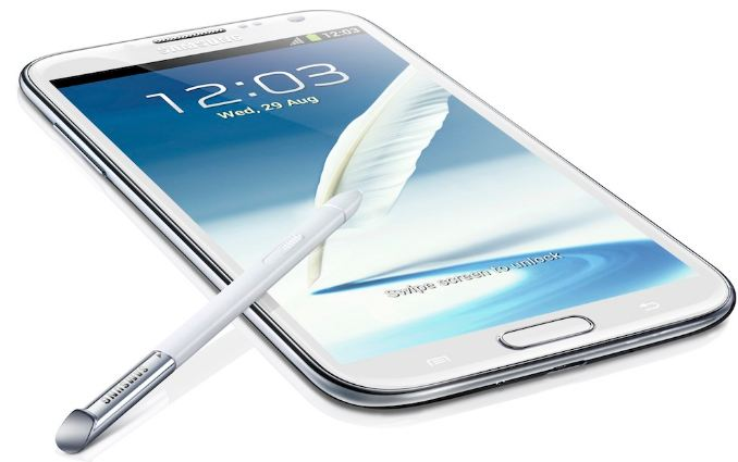Рекорды продаж Galaxy Note II