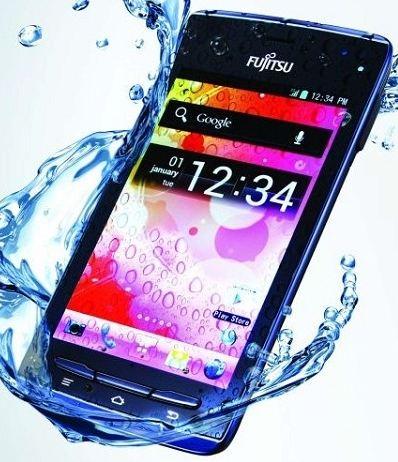 Смартфон Fujitsu F074
