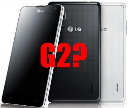 LG работает над собственным будущим флагманом Optimus G2