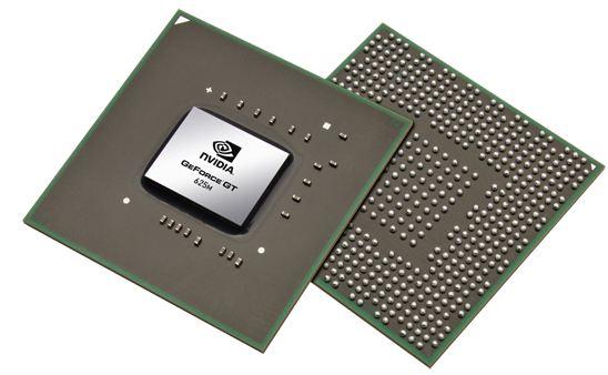 Мобильные GPU GeForce