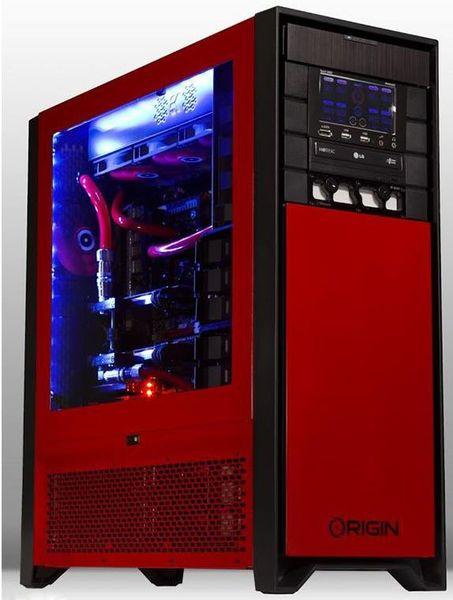 Для сборки компьютерной системы Genesis использовался корпус Corsair 900D