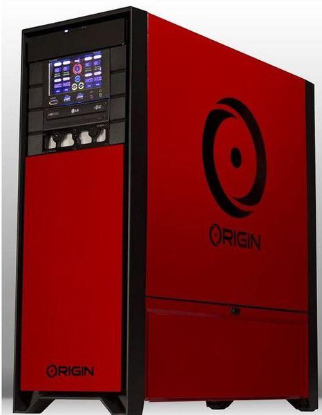 ORIGIN PC представили десктоп Genesis в корпусе Corsair 900D