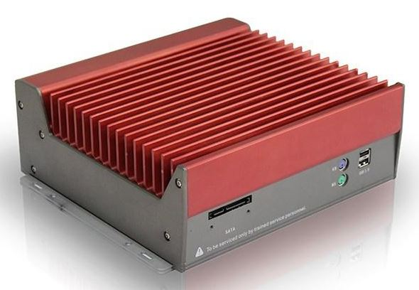 Habey представили компьютерную систему PRO-6820 без вентиляторов