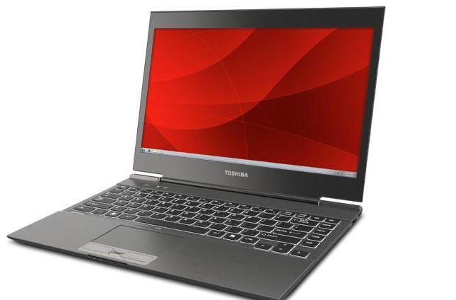 Новый ноутбук Toshiba KIRAbook