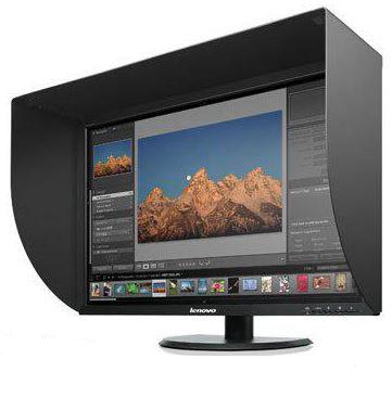 Lenovo представили 30-ти дюймовый широкоэкранный монитор ThinkVision LT3053p