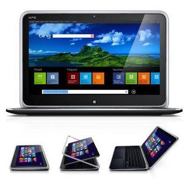 Ноутбук-трансформер Dell XPS 12. Оправдывает ли цена качество?