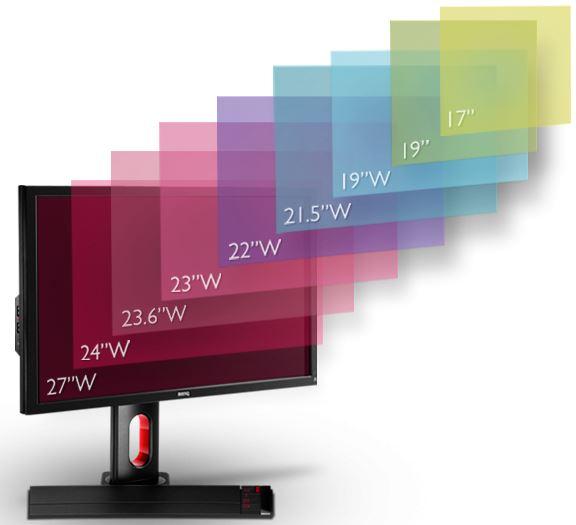 Компания BenQ представили монитор XL2720T