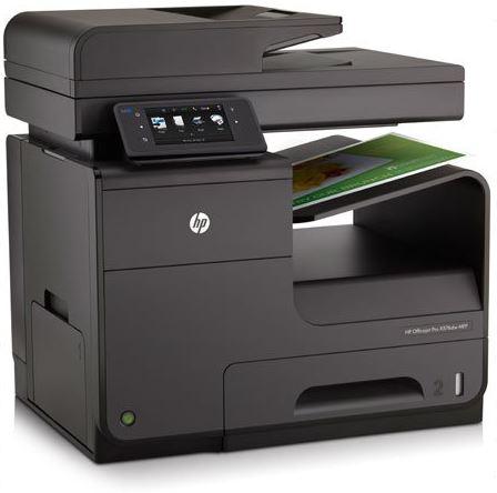 HP представили новый струйный принтер Officejet Pro 251dw