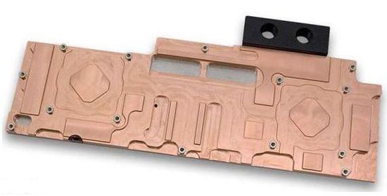EK Waterblocks представили новый водоблок для видеокарты HD 7990