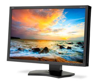 NEC выпустили ЖК-монитор P242W-BK