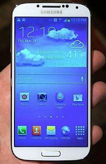 В России стартовали продажи флагмана Samsung - Galaxy S4