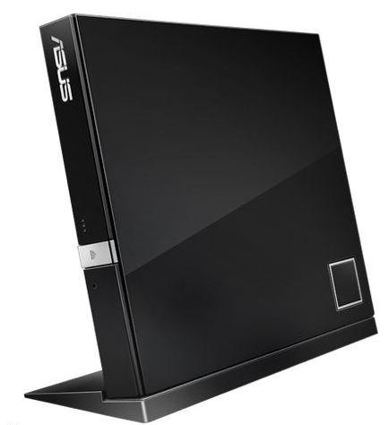 Asus представили портативный пишущий Blu-ray привод