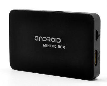 На рынке появилась телевизионная приставка DCTV Android 4.1