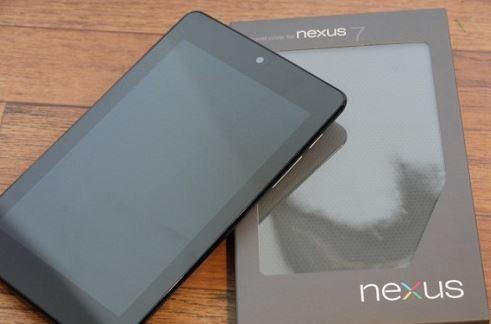 Google в июле собираются выпустить Nexus 7 второго поколения