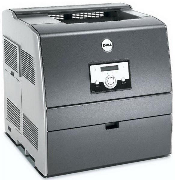 Блиц-обзор принтера Dell 3000cn