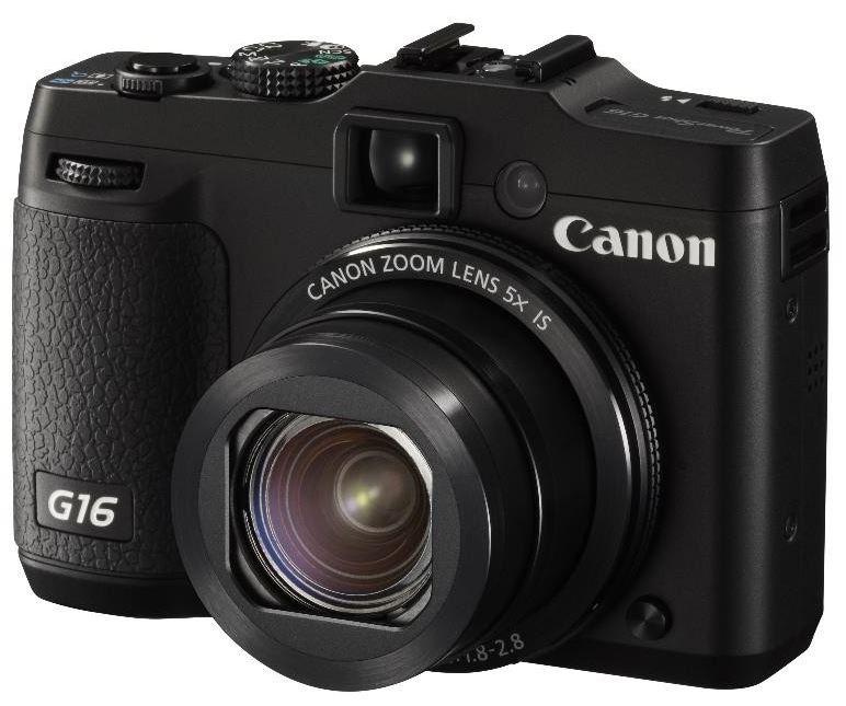 Компания Canon представили 4 новые камеры