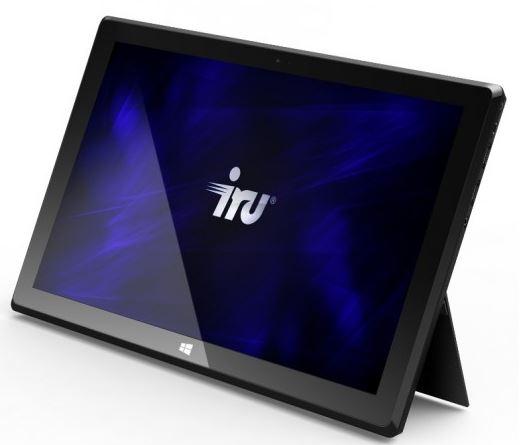Компания iRU анонсировала новые планшеты Pad Master C113G и iRU Pad Master С112G