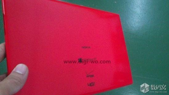 Новый планшет Sirius от Nokia будет напоминать Lumia