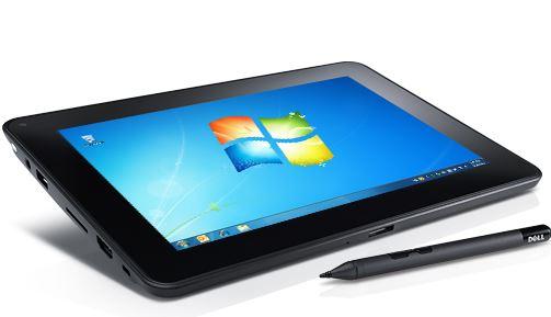 Dell в ближайшие полгода собирается выпустить, как минимум, два планшета