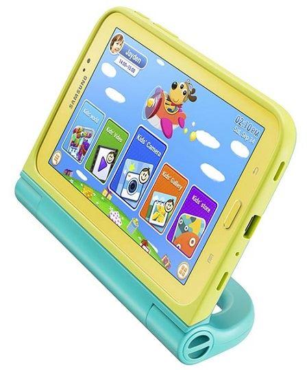 Samsung анонсировали Galaxy Tab 3 Kids – планшет для детей
