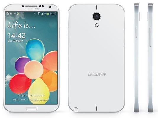 Появились новые данные о Samsung Galaxy Note III