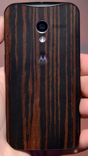 Представлен новый смартфон Motorola Moto X