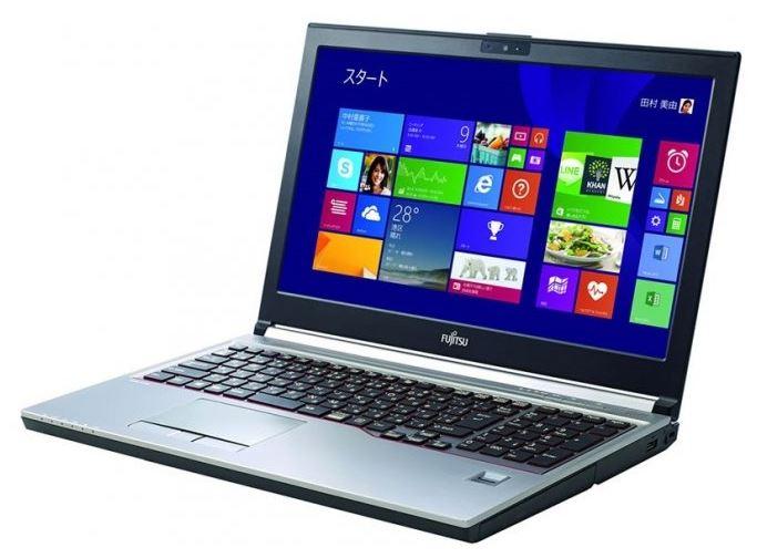 Новый ноутбук Fujitsu CELSIUS H730 имеет очень надежную аутентификацию
