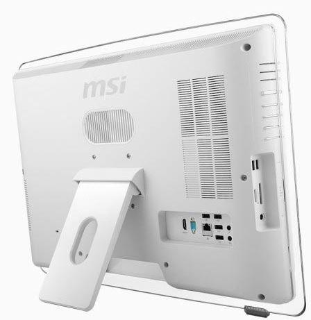 MSI представили компьютеры все-в-одном AE222 (G) и AE201