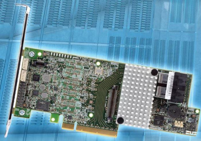 Новые контроллеры Intel RAID из серии RS3