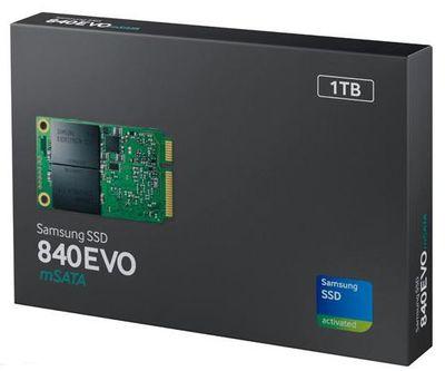 Samsung представили новый SSD 840 EVO