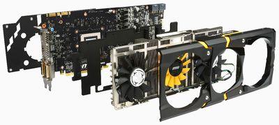 MSI выложили фото GTX 780 Lightning Lite